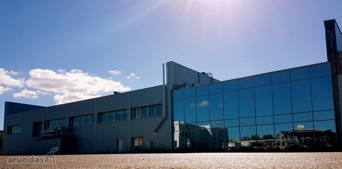 Vilnius, Paneriai, Sandėlių g., biuro, sandėliavimo, gamybinės paskirties patalpos