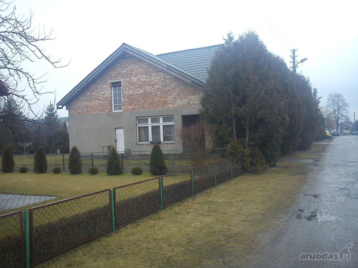 Kalvarijos m., mūrinis namas