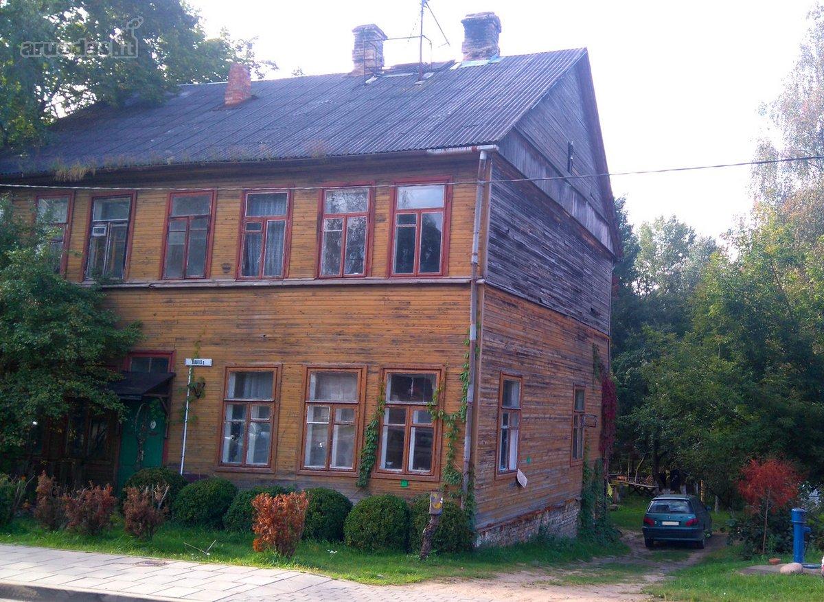 Vilnius, Žvėrynas, Birutės g., 2 kambarių buto nuoma