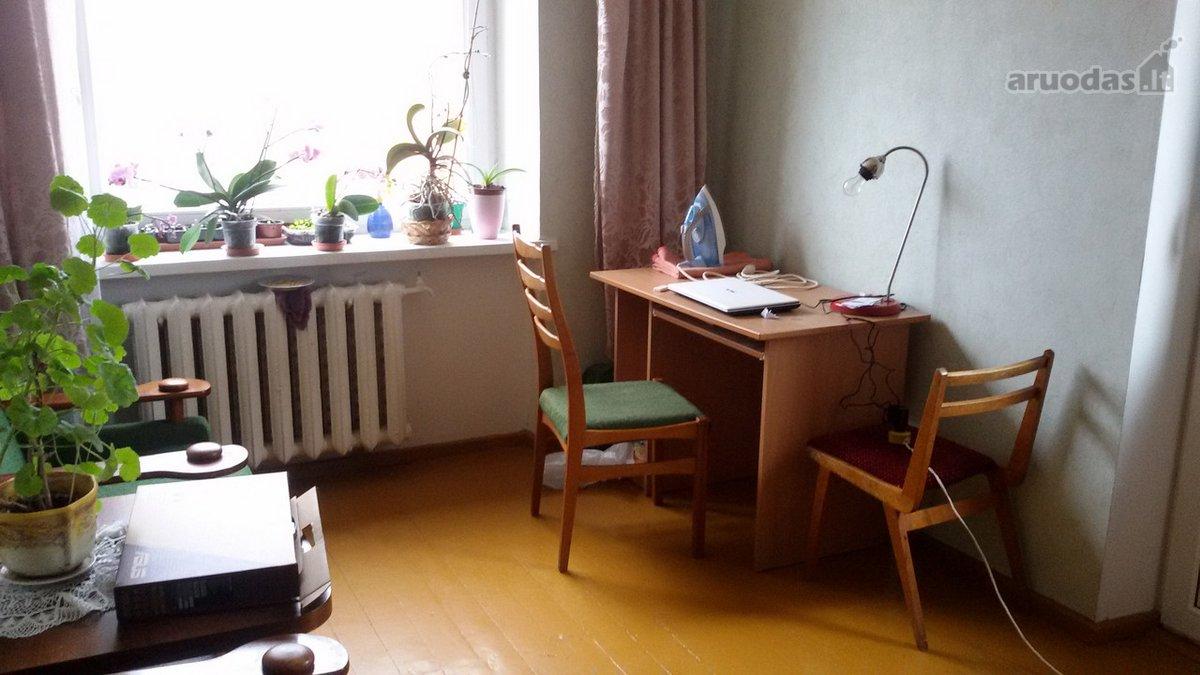 Panevėžys, Žemaičiai, Žemaičių g., 4 kambarių butas