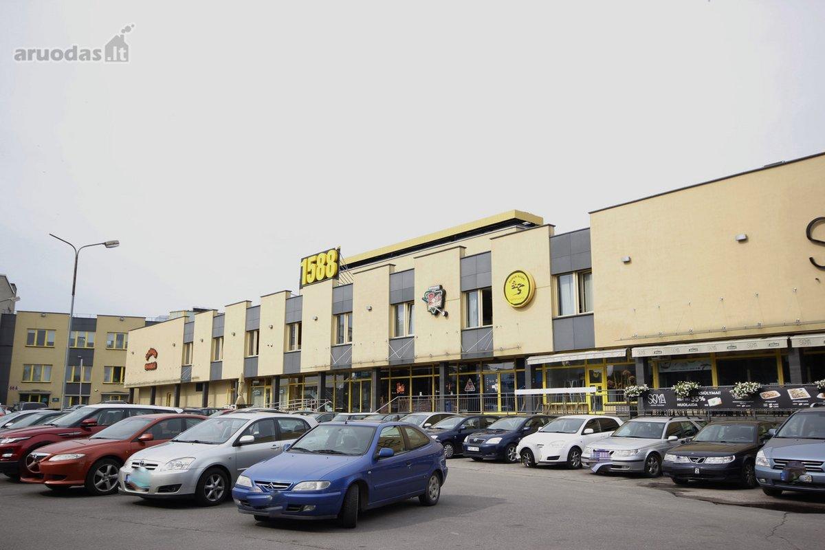 Vilnius, Žirmūnai, Žirmūnų g., biuro, prekybinės, paslaugų, kita paskirties patalpos nuomai