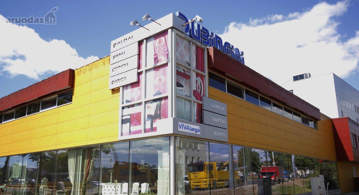 Vilnius, Naujamiestis, Naugarduko g., biuro paskirties patalpos nuomai