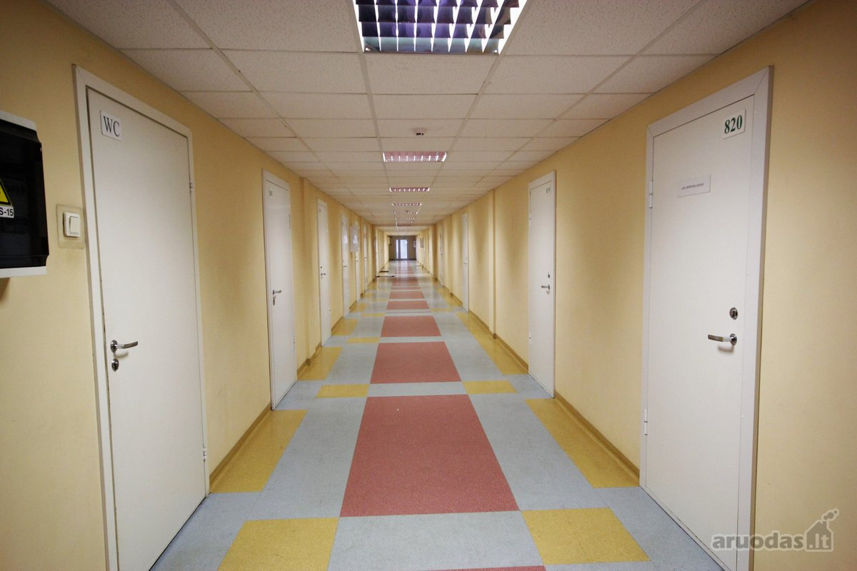 Vilnius, Naujamiestis, Vytenio g., biuro, paslaugų, kita paskirties patalpos nuomai