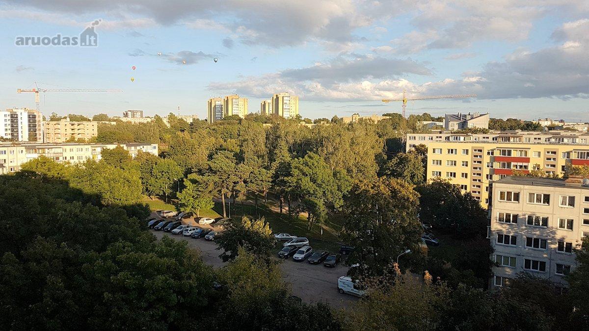 Vilnius, Naujamiestis, Savanorių pr., 2 kambarių butas
