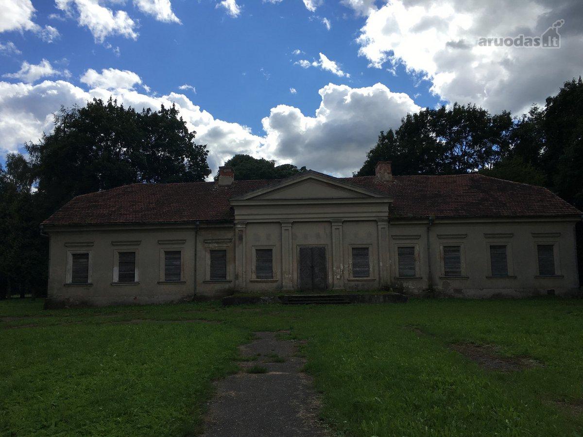 Kėdainių r. sav., Pavermenio k., mūrinis namas