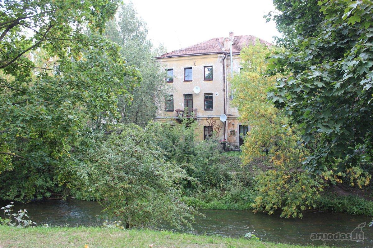 Vilnius, Užupis, Paupio g., 2 kambarių butas