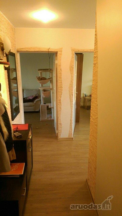 Vilnius, Lazdynai, Erfurto g., 2 kambarių buto nuoma
