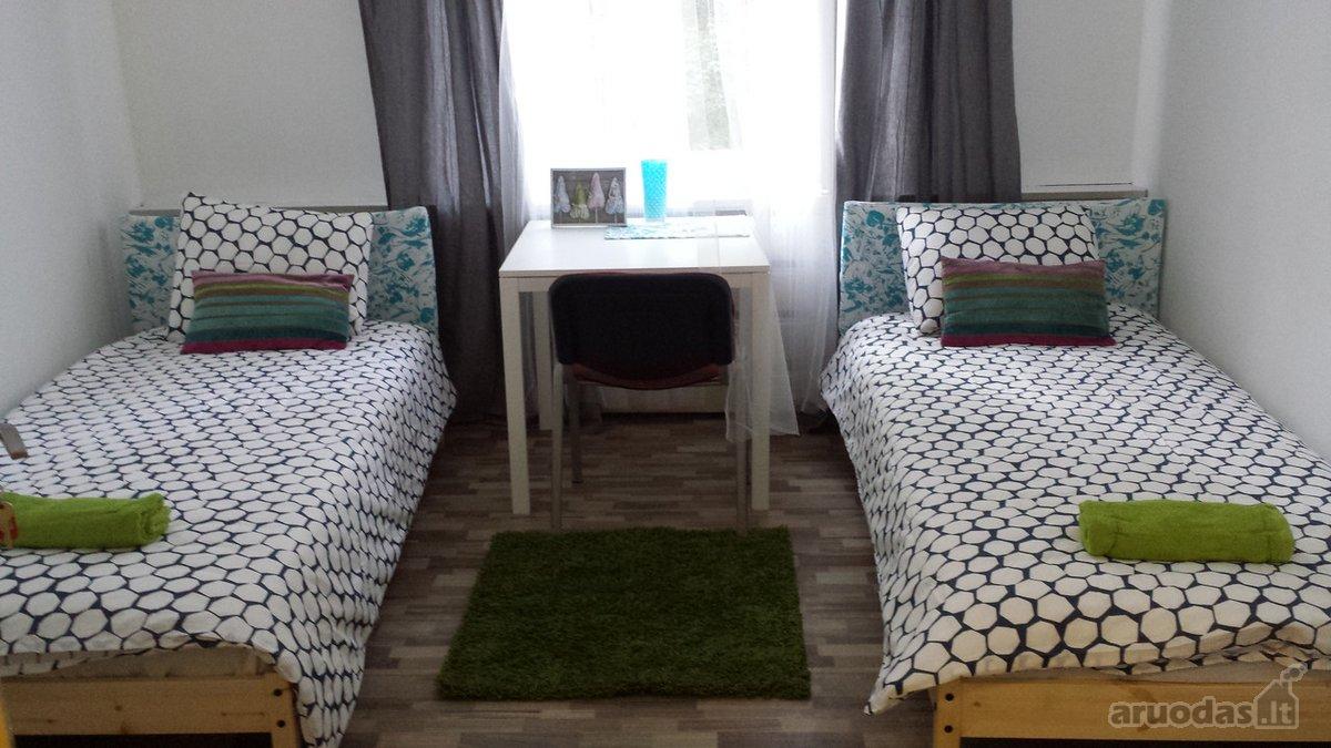 Vilnius, Senamiestis, Gėlių g., 1 kambario buto nuoma