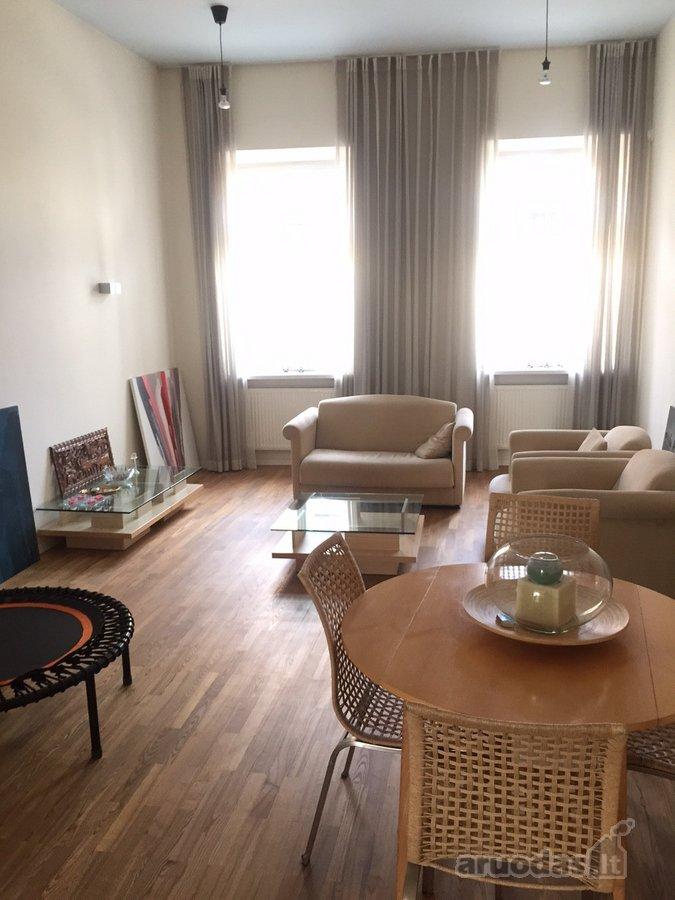 Kaunas, Senamiestis, Vilniaus g., 2 kambarių butas