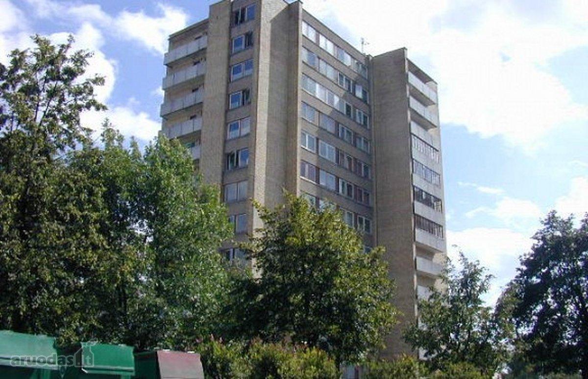 Vilnius, Naujamiestis, Skroblų g., 2 kambarių butas