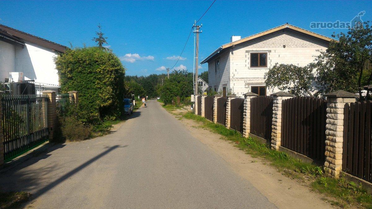 Vilnius, Balsiai, Balsių Sodų 5-oji g., namų valdos, kolektyvinis sodas sklypas