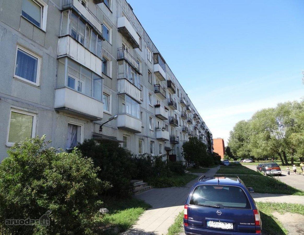 Klaipėda, Vėtrungė, Birutės g., 1 kambario butas