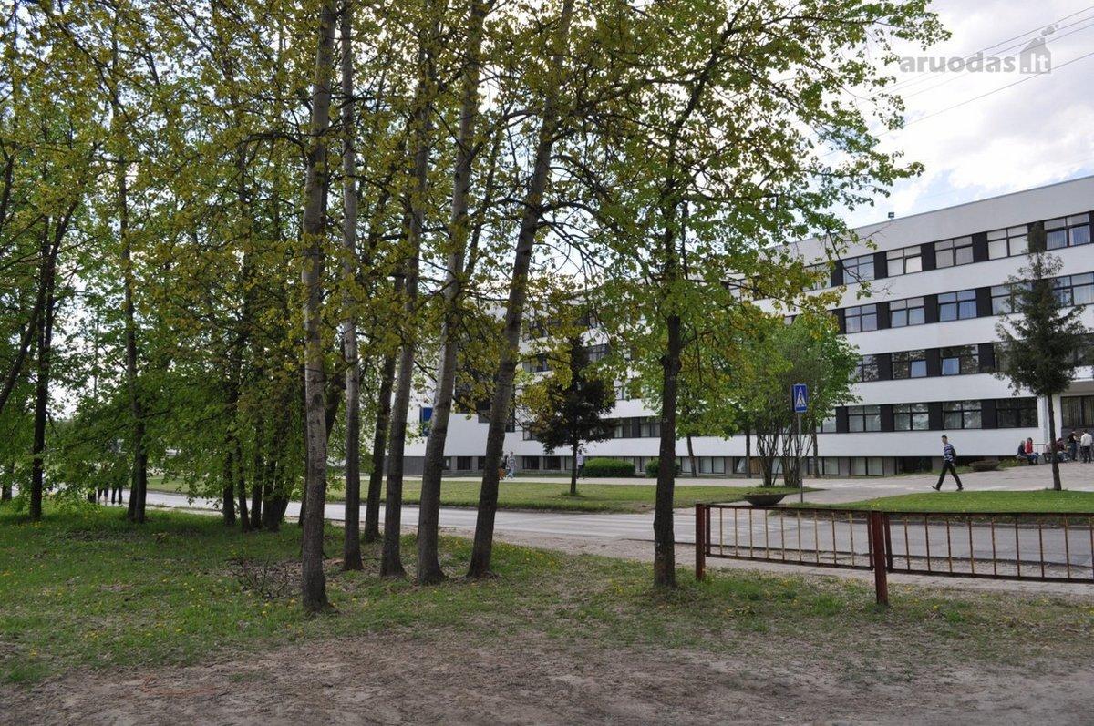 Kaunas, Žaliakalnis, Studentų g., namų valdos paskirties sklypas