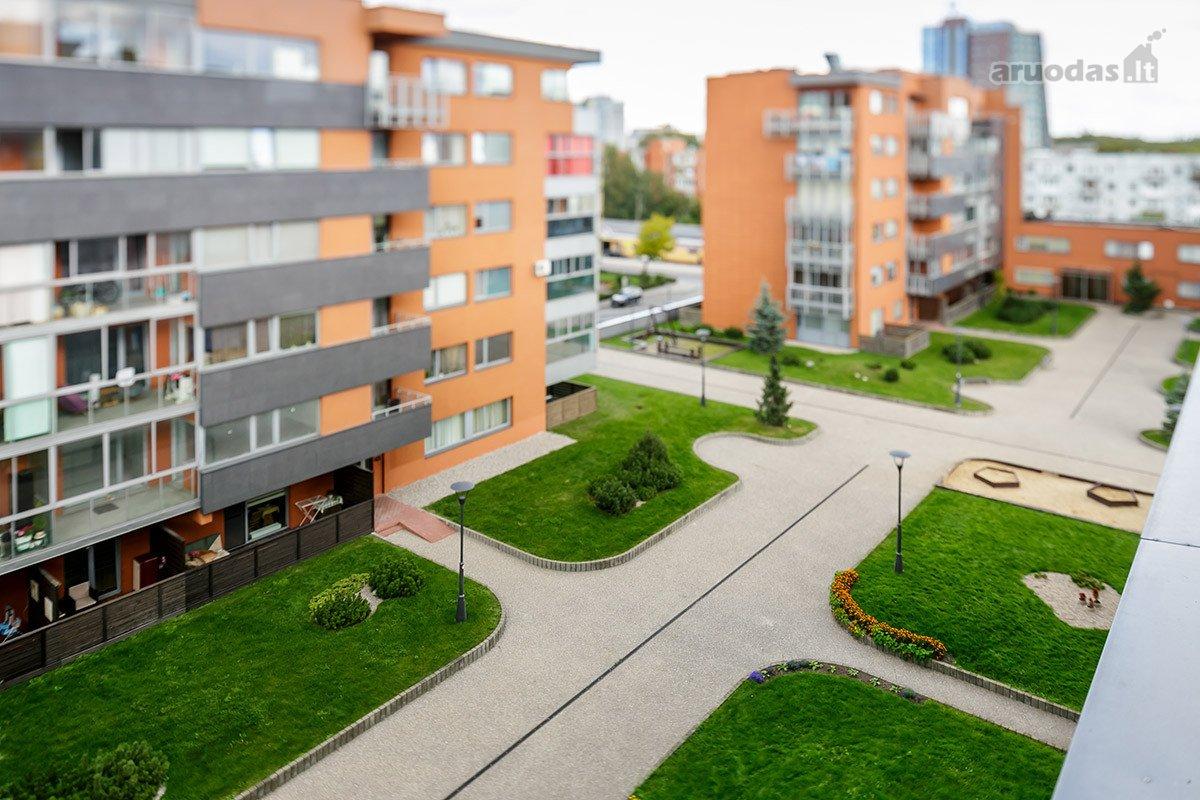Klaipėda, Centras, Birutės g., 2 kambarių butas