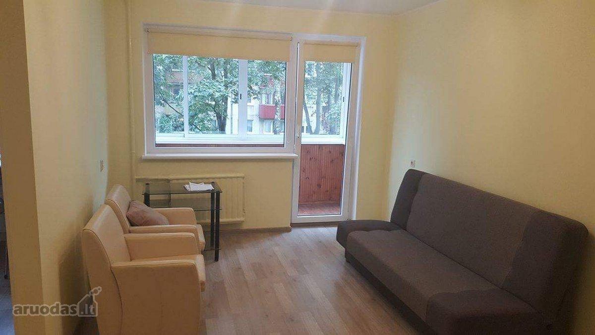 Vilnius, Šnipiškės, Verkių g., 2 rooms flat for rent