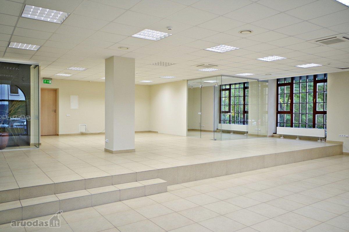 Vilnius, Naujamiestis, Vytenio g., biuro, prekybinės, kita paskirties patalpos nuomai