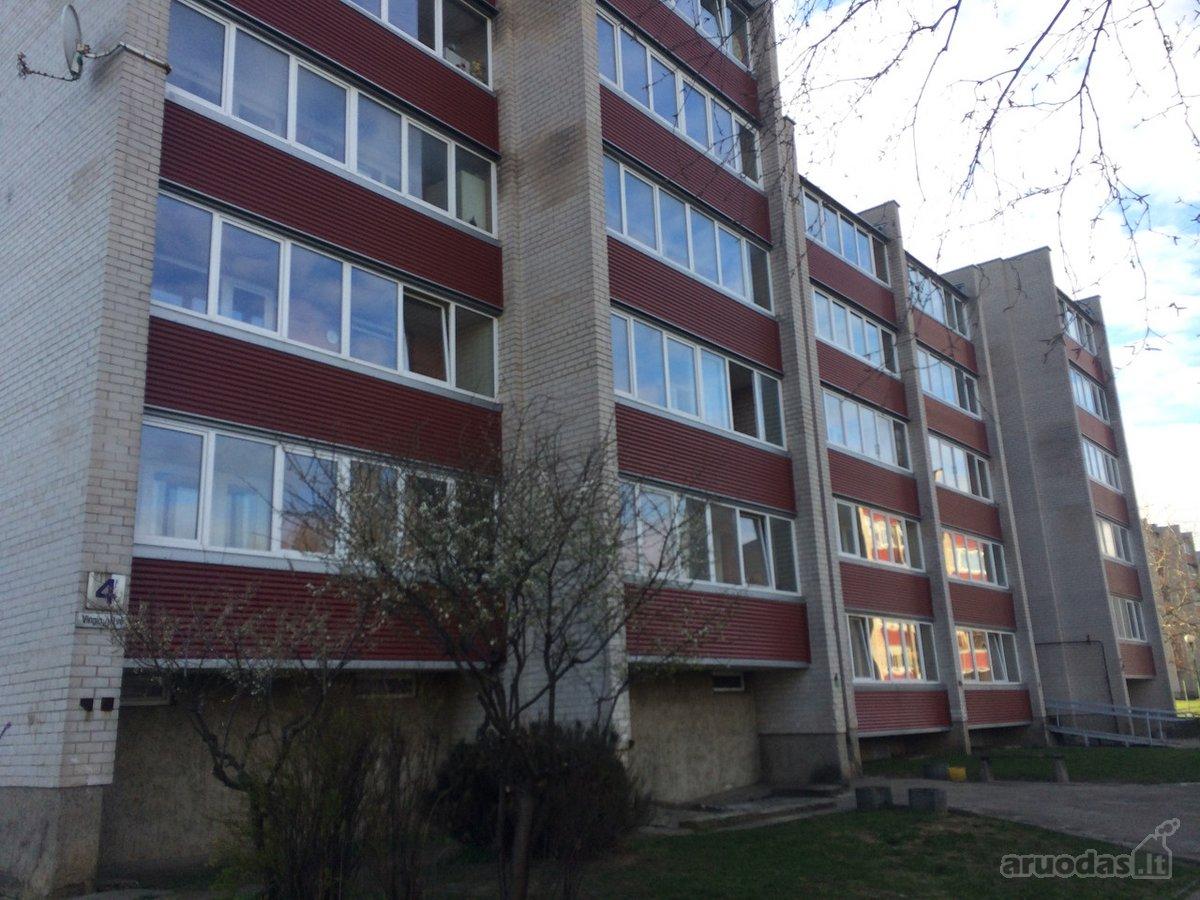 Klaipėda, Vingio, Vingio g., 2 kambarių butas