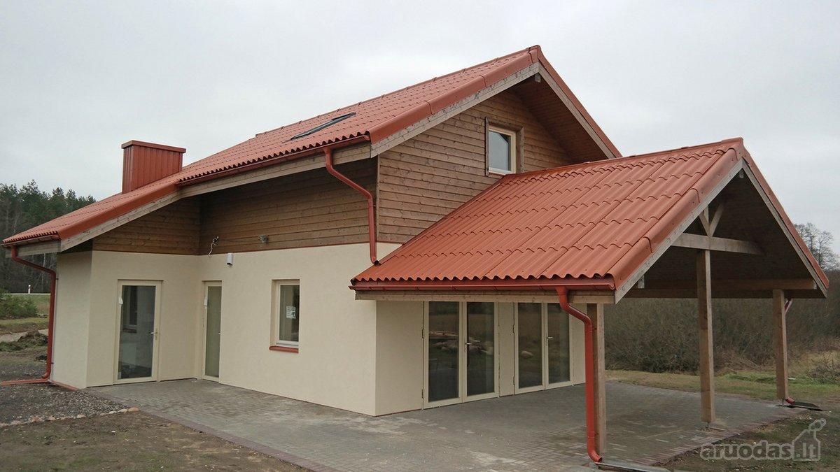 Vilnius, Pilaitė, karkasinis namas nuomai