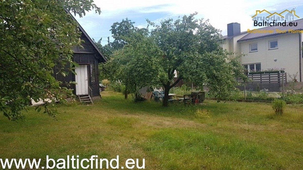 Vilnius, Balsiai, Balsių Sodų 7-oji g., karkasinis sodo namas