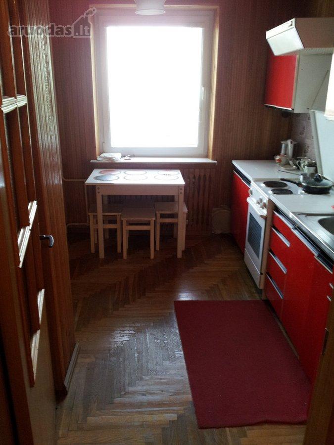 Kaunas, Šilainiai, Baltų pr., 2 kambarių buto nuoma