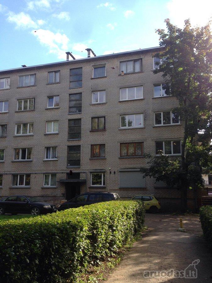 Kaunas, Dainava, Chemijos g., 1 kambario butas