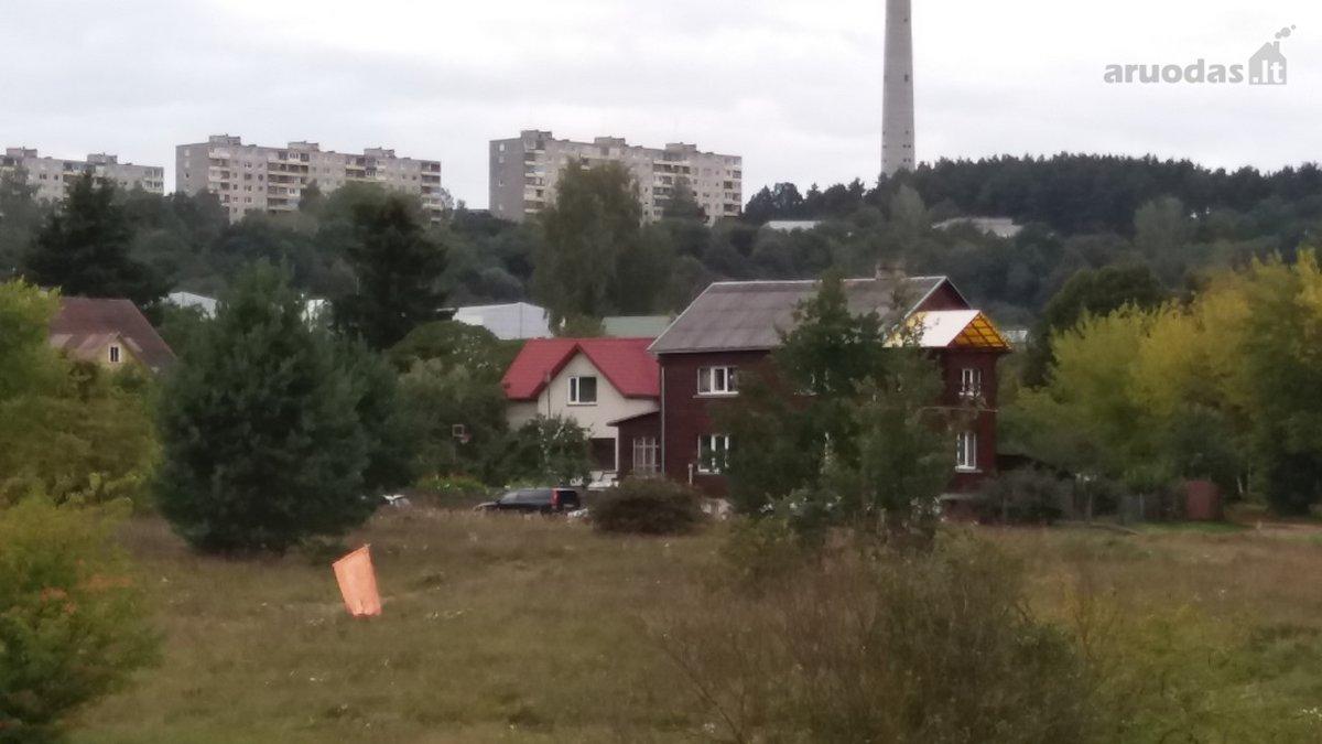 Vilnius, namų valdos paskirties sklypas