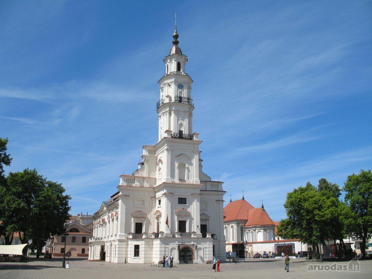 Kaunas, Senamiestis, M. Daukšos g., buto trumpalaikė nuoma