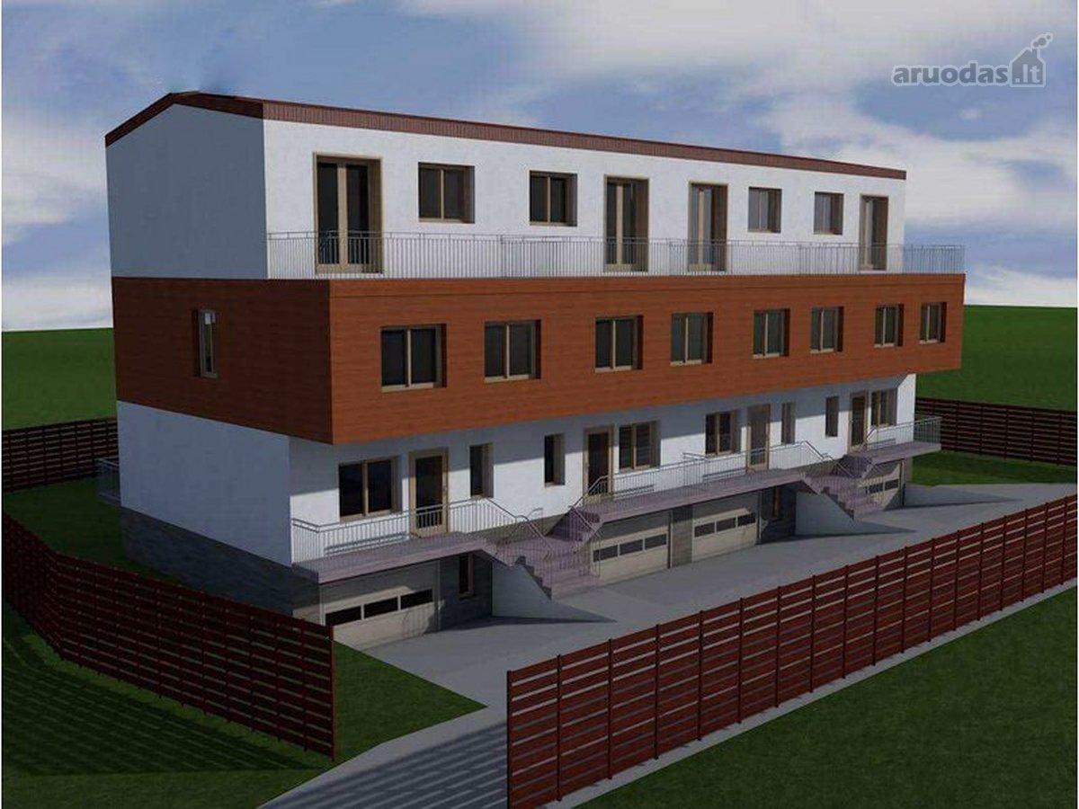 Klaipėda, Mokykla, Tilžės g., mūrinis sublokuotas namas