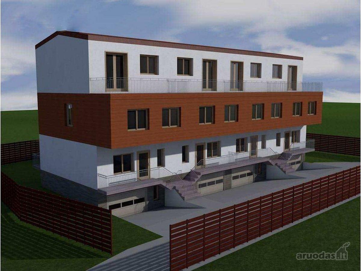 Klaipėda, Mokyklos, Tilžės g., mūrinis sublokuotas namas