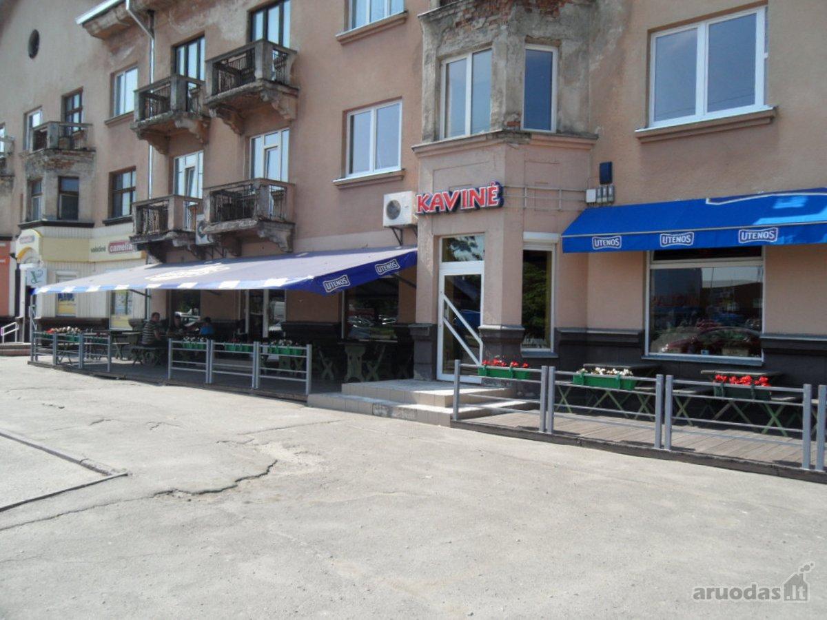 Kaunas, Dainava, K. Baršausko g., biuro, prekybinės, paslaugų, maitinimo paskirties patalpos