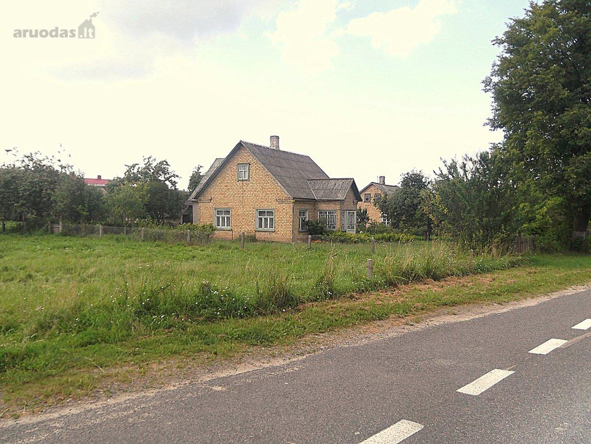 Vilniaus r. sav., Veriškių k., mūrinis namas