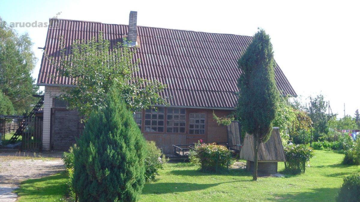 Kauno r. sav., Neveronių k., mūrinis namas