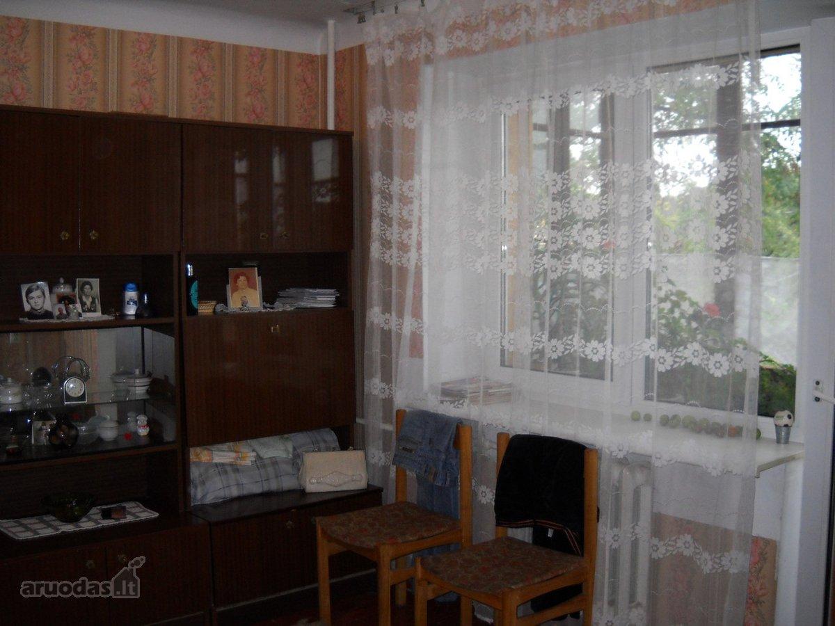 Vilnius, Naujamiestis, Vandentiekio g., 2 kambarių butas