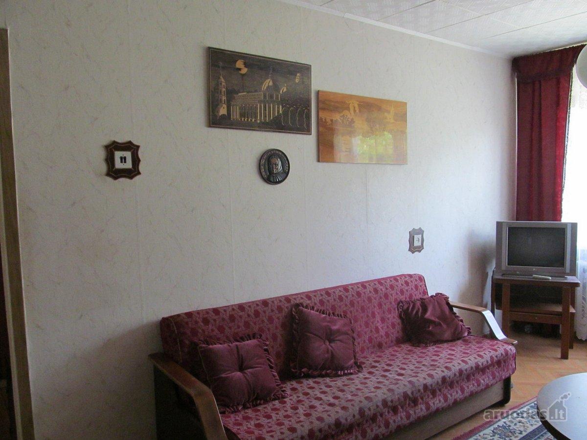 Kaišiadorių r. sav., Kaišiadorių m., Gedimino g., 3 kambarių butas