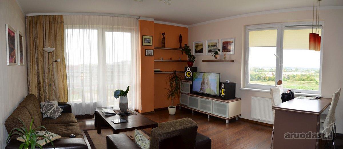 Vilnius, Fabijoniškės, Salomėjos Nėries g., 3 kambarių buto nuoma