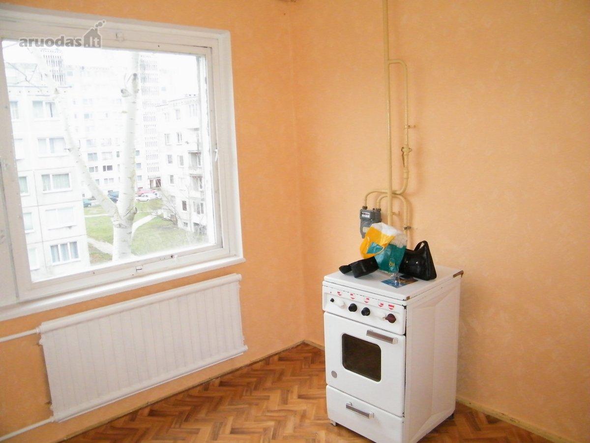 Šiauliai, Lieporiai, V. Grinkevičiaus g., 1 kambario butas