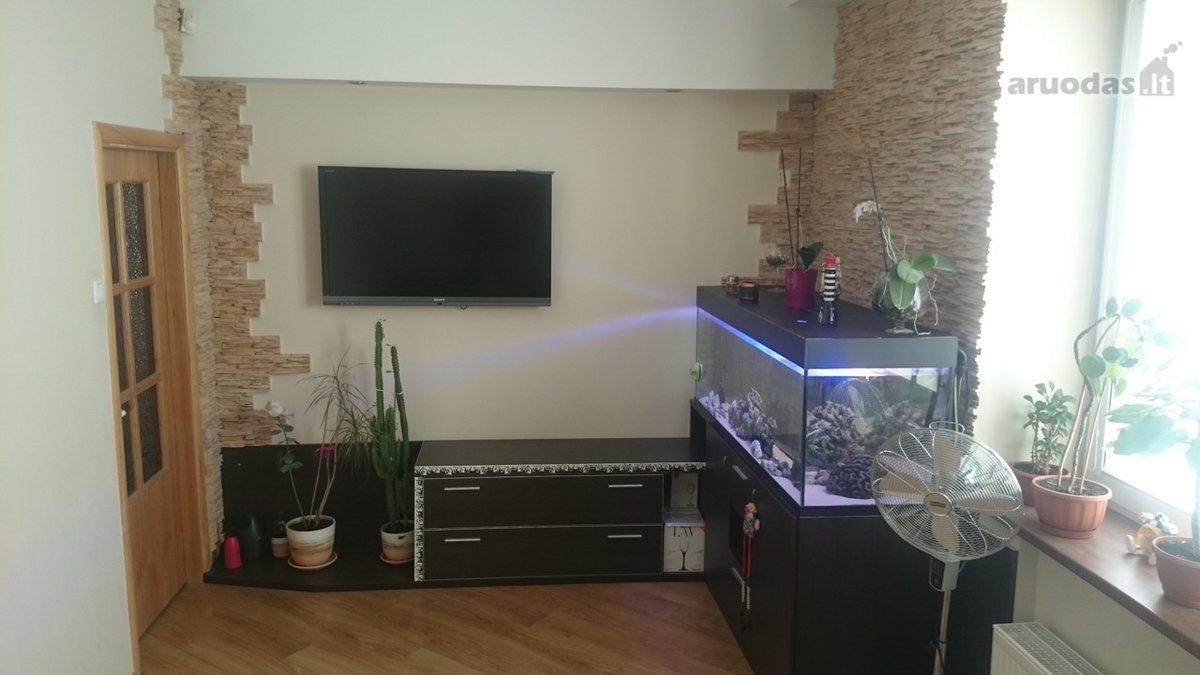 Kaunas, Dainava, K. Baršausko g., 3 kambarių butas
