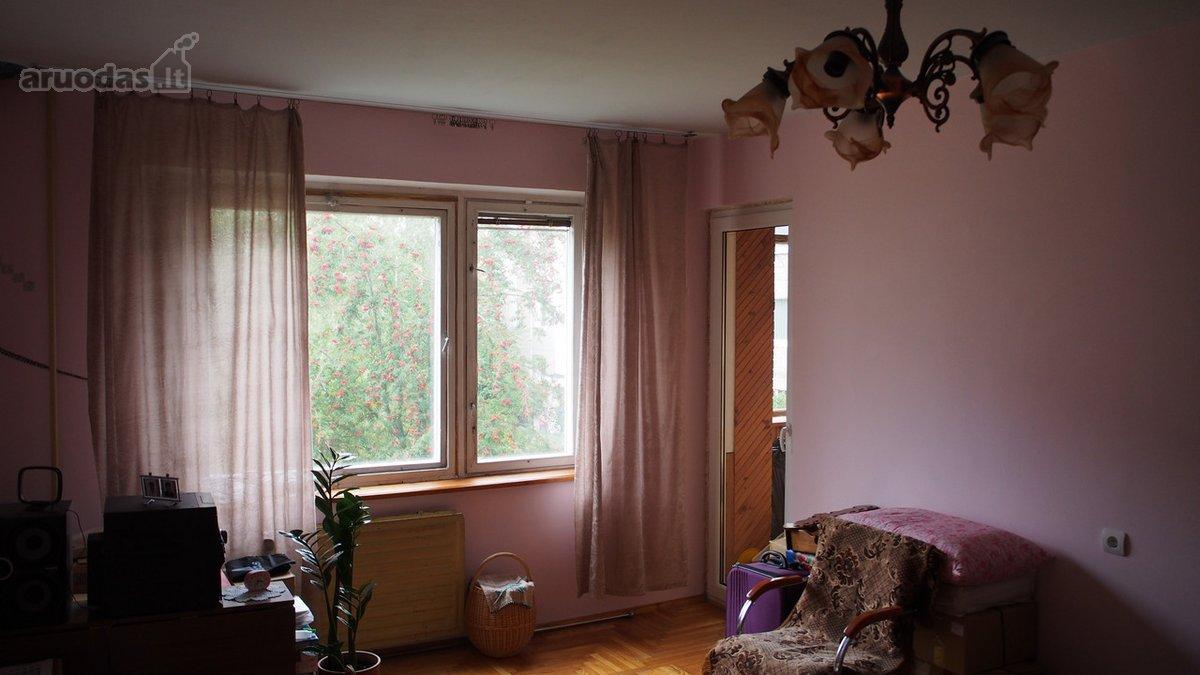 Vilnius, Pilaitė, Papilėnų g., 3 kambarių butas