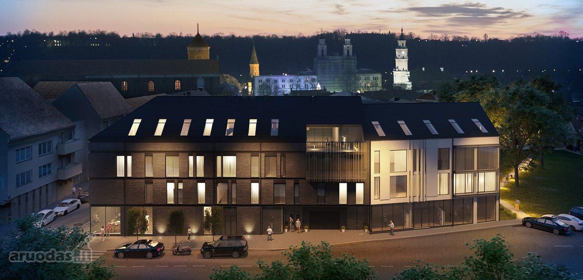 Kaunas, Senamiestis, Šv. Gertrūdos g., biuro, prekybinės, paslaugų paskirties patalpos nuomai