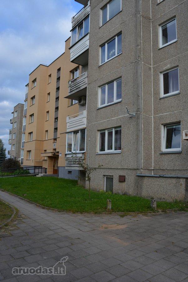 Ukmergės r. sav., Ukmergės m., Jaunimo g., 1 kambario butas