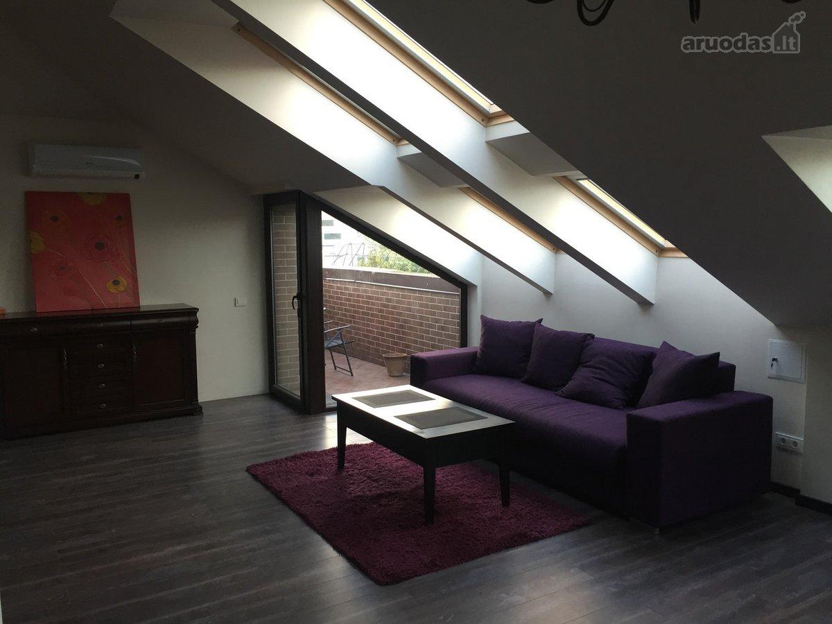 Klaipėda, Senamiestis, Šaulių g., 2 kambarių buto nuoma