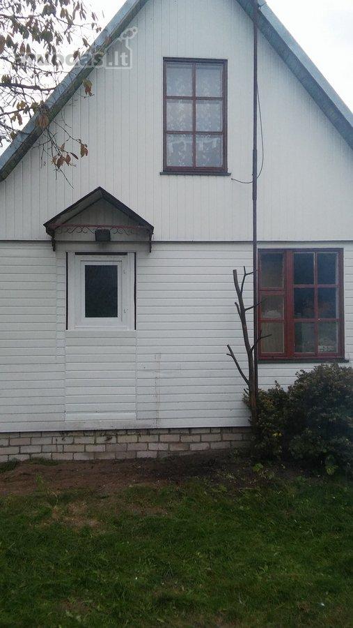 Kauno r. sav., Gervėnupio k., Seklyčios g., medinis sodo namas