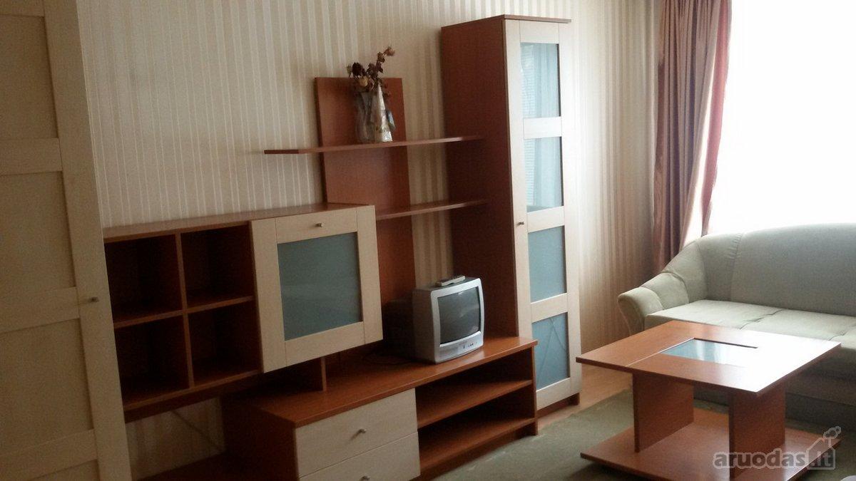 Vilnius, Karoliniškės, Vido Maciulevičiaus g., 1 kambario buto nuoma