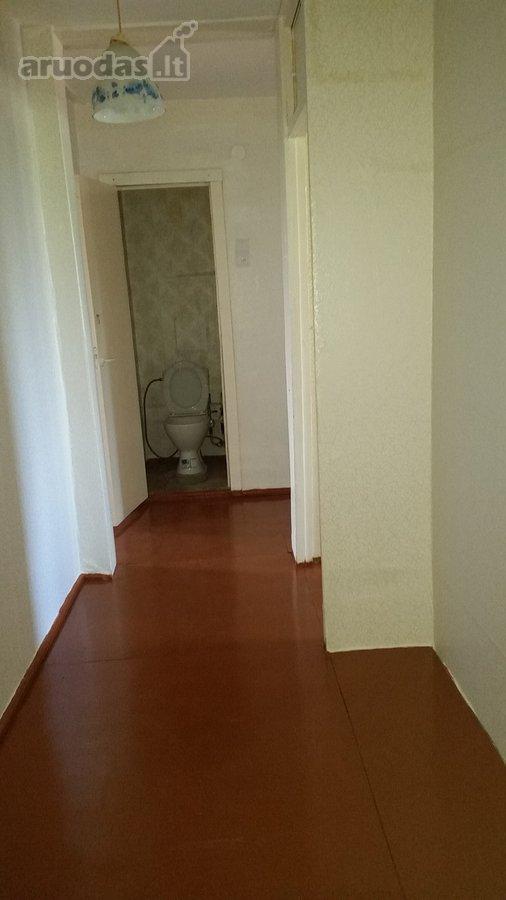 Švenčionių r. sav., Pabradės m., Vilniaus g., 2 kambarių butas