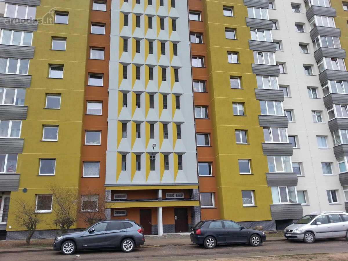 Klaipėda, Bandužiai, Vingio g., 3 kambarių butas