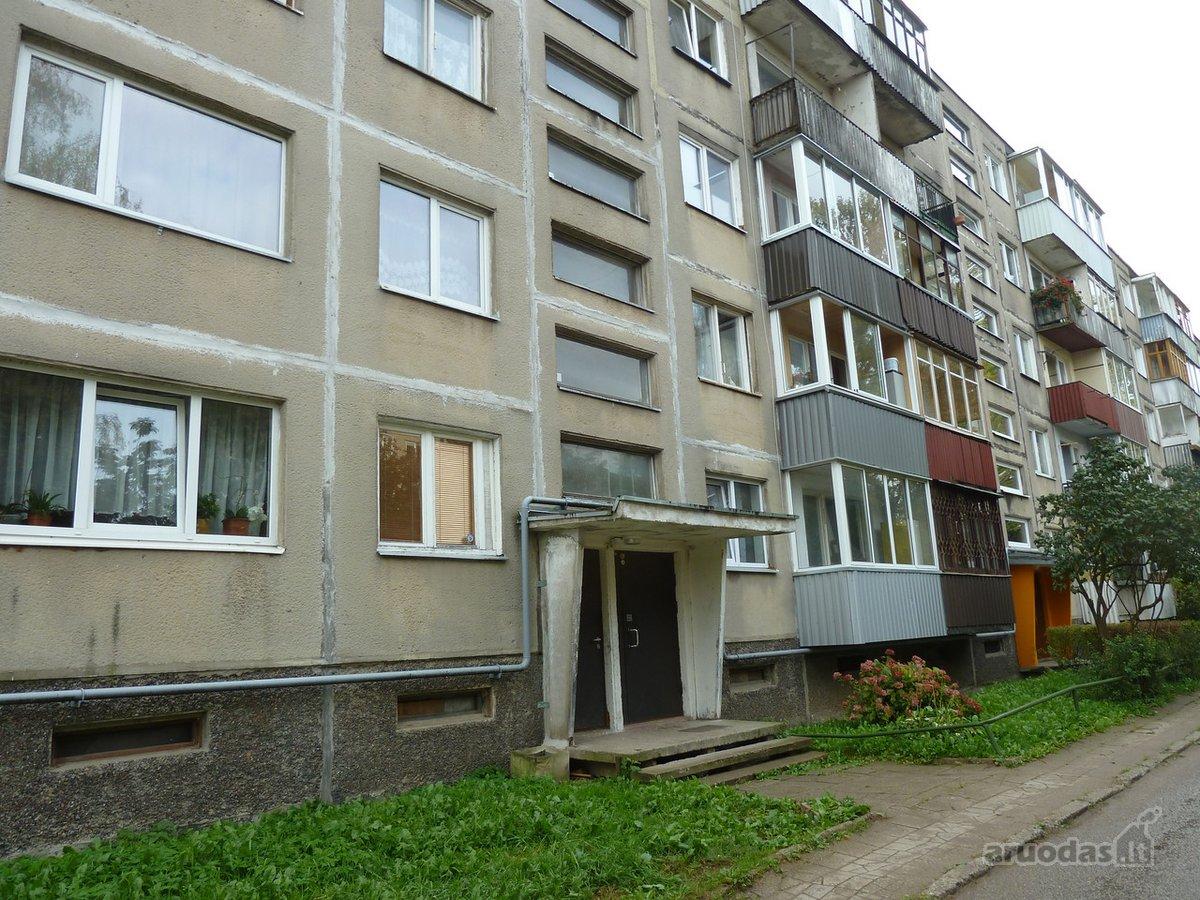 Kaunas, Dainava, V. Krėvės pr., 2 kambarių butas
