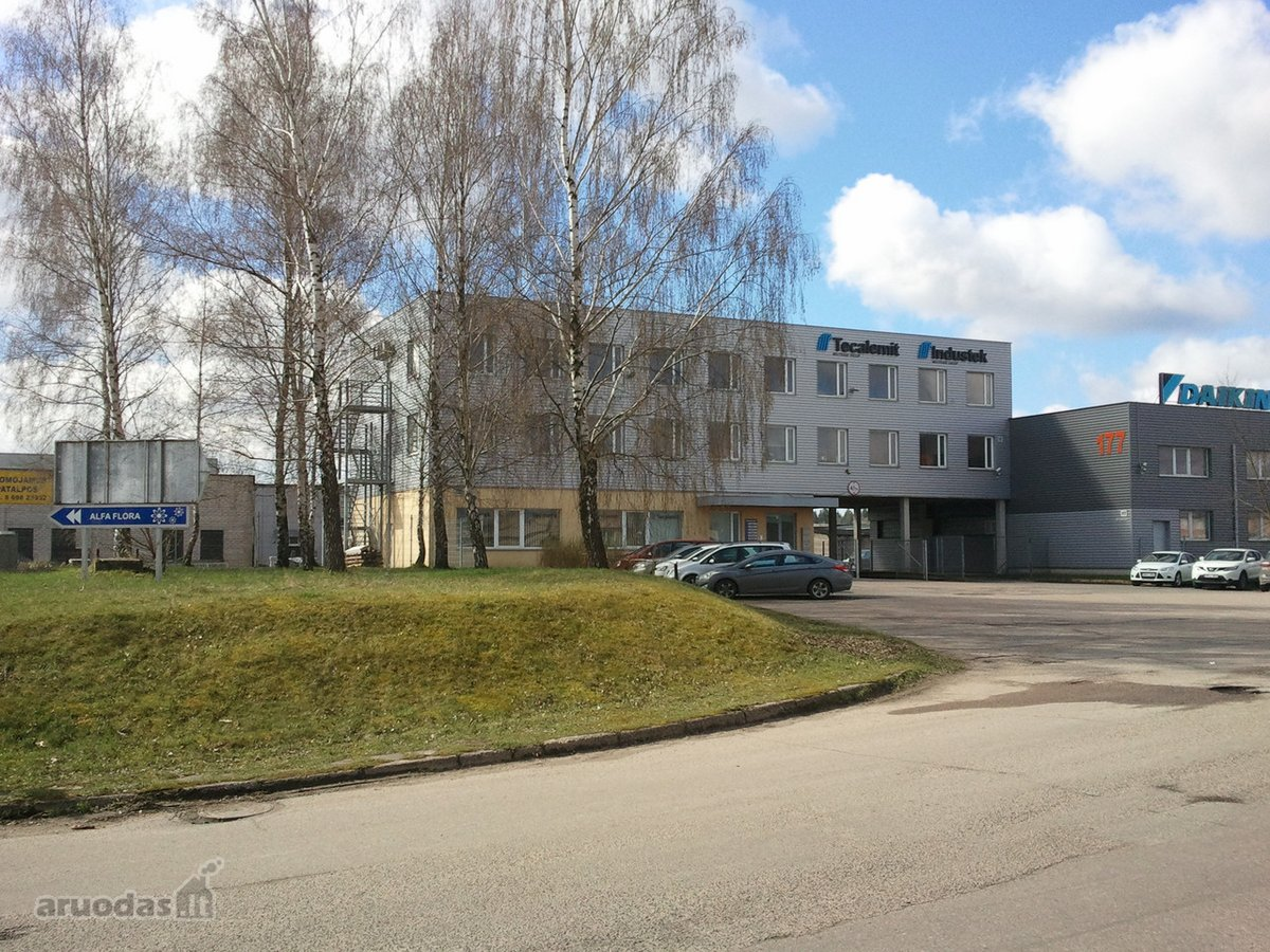 Vilnius, Kirtimai, Dariaus ir Girėno g., biuro, prekybinės, paslaugų, sandėliavimo paskirties patalpos nuomai