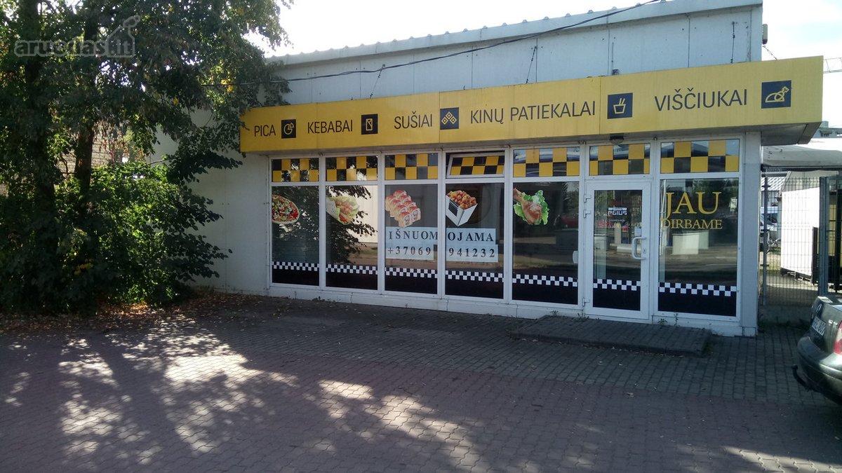 Kaunas, Centras, Jonavos g., prekybinės, paslaugų, maitinimo paskirties patalpos nuomai