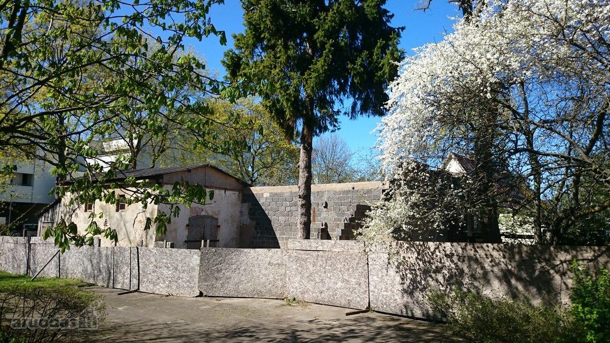 Palanga, Jūros takas, mūrinis namas