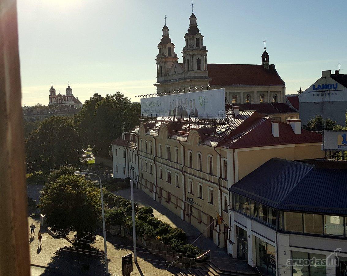 Vilnius, Šnipiškės, A. Juozapavičiaus g., 1 kambario butas